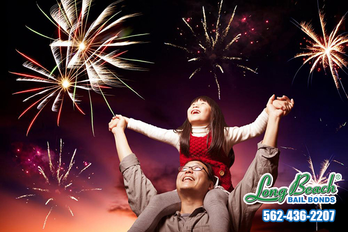 Illegal Fireworks within California | Long Beach Bail Bonds