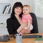 Bringing Newborns into the Office