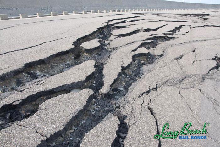 earthquake long beach bail bonds